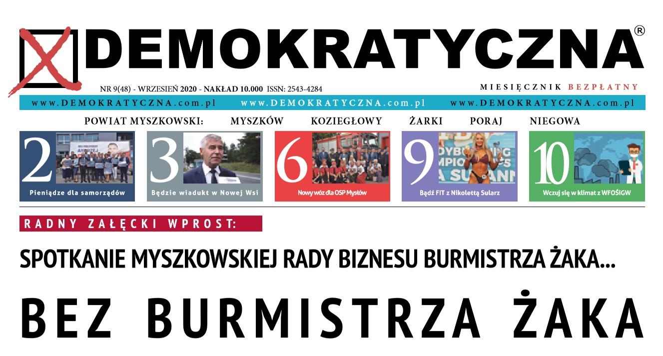 Demokratyczna Wrzesień 2020
